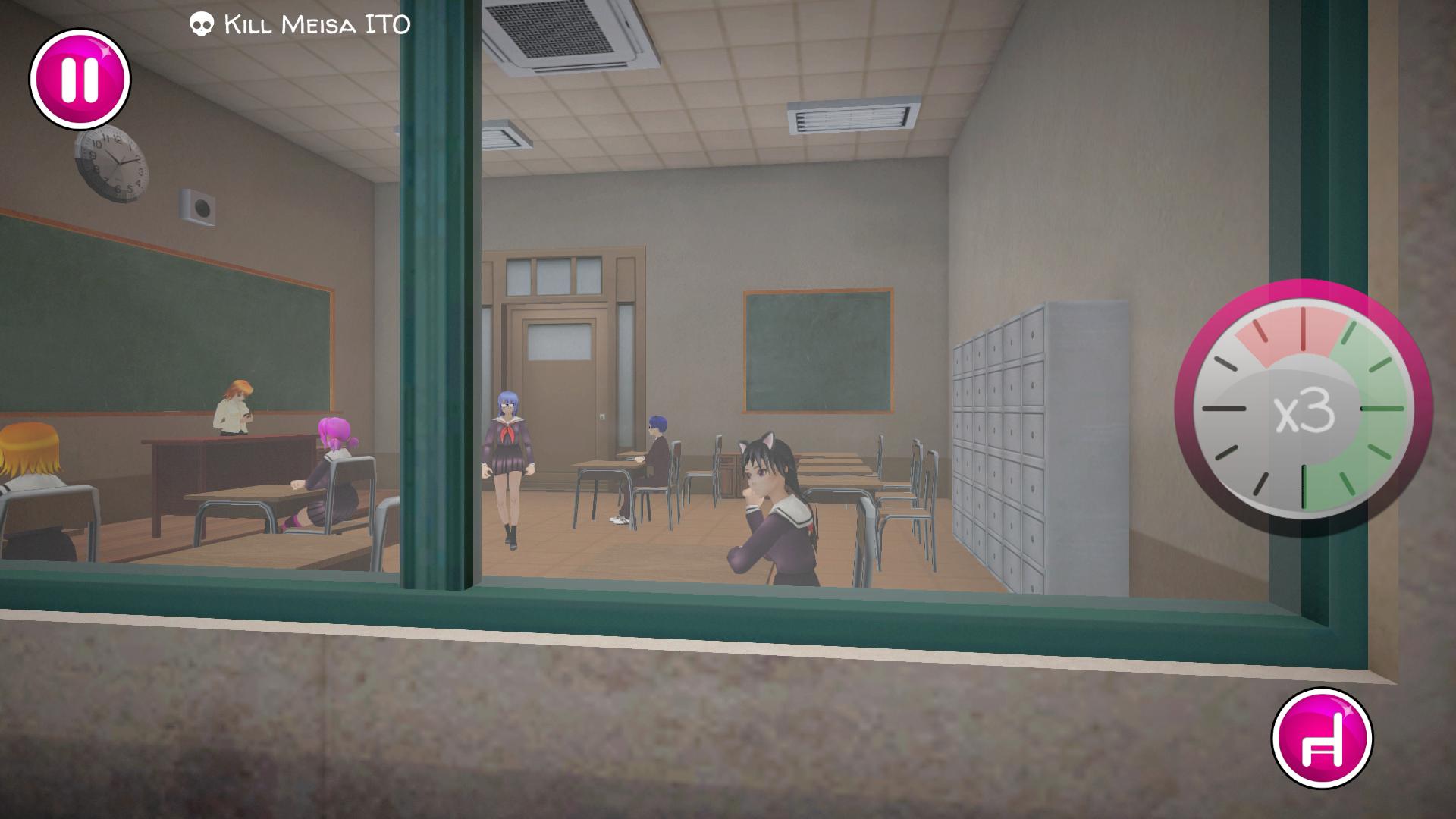 Yandere School-1