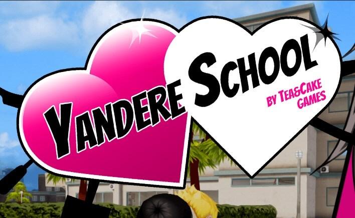 Yandere school download on PC